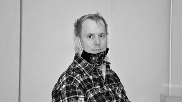 Jan Scheele lebt seit einem schweren Unfall wieder bei seinen Eltern